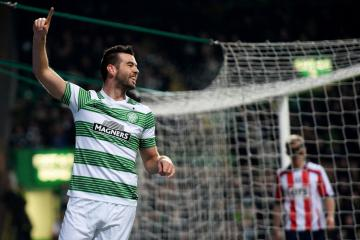 Celtic title chances damaged by playing games behind closed doors, claims Joe Ledley