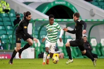 Celtic 0 Livingston 0: Neil Lennon's men hand Rangers the chance to go 23 points clear