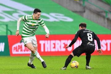 Gavin Strachan: Off-field events have dented Celtic's confidence - but there's no excuse for dropped points