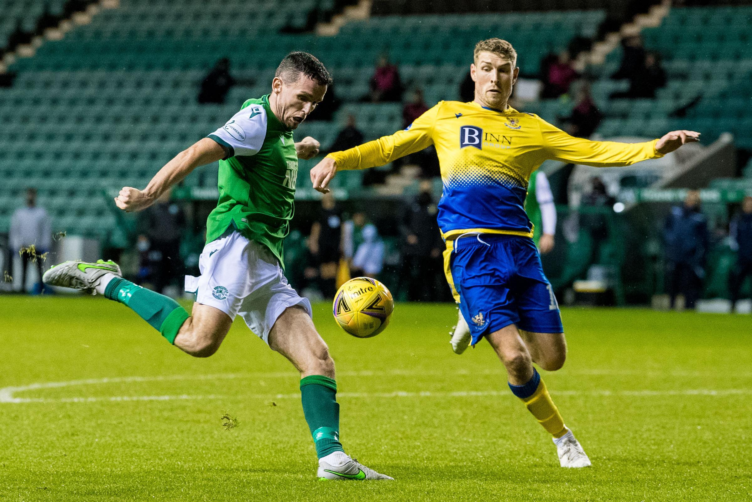 St Johnstone vs Hibs live stream: How to watch Betfred Cup semi-final showdown
