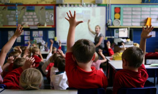 Pupils isolating amid covid cases at Glasgow's Broomhill Primary