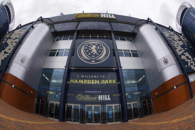 SFA headquarters Hampden Park