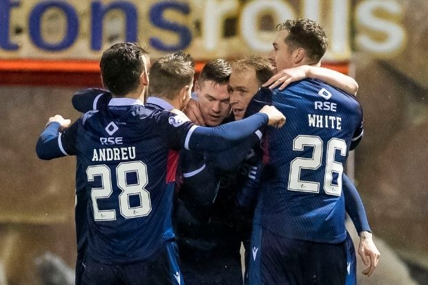 Hamilton Accies 1-2 Ross County: Jordan White and Billy McKay complete spirited Staggies comeback