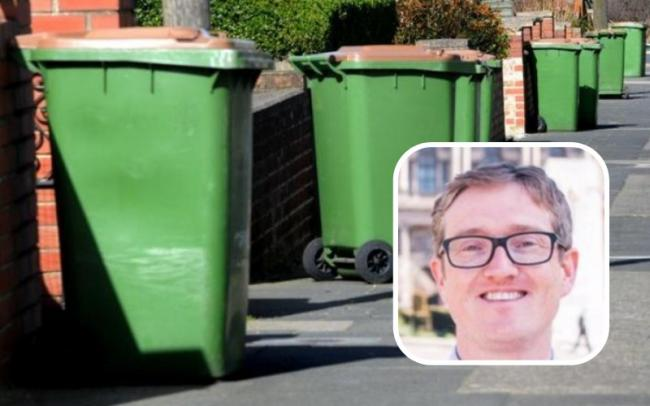 Jon Molyneux: Council going two steps back on its approach to food waste