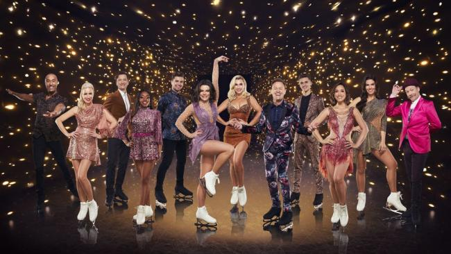 Dancing On Ice cancelled this weekend, ITV confirms. (PA)
