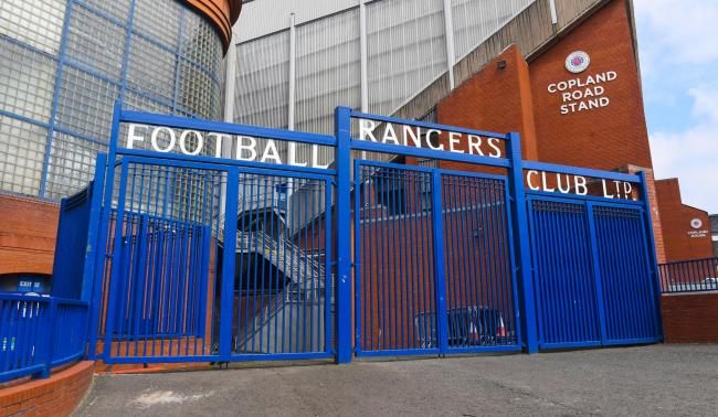 Rangers issue warning to supporters over counterfeit merchandise