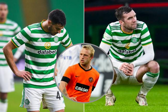 I can sympathise with Celtic's unsettled stars over form dip after year without family in USA, says Russell