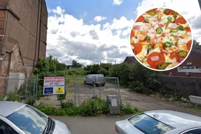 Derelict East End land to be transformed for takeaway and new homes