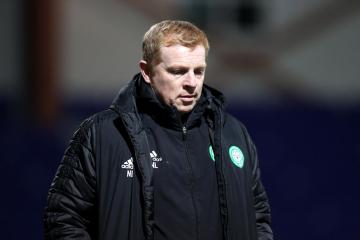 Celtic manager Neil Lennon tipped to leave Parkhead within the next 24 hours