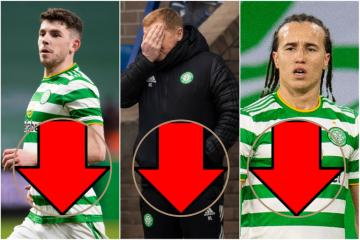 Celtic Stock Market: Neil Lennon and Ryan Christie tumble after dismal Ross County defeat