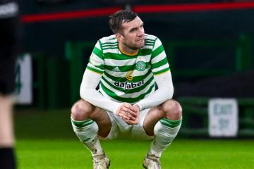 'Despicable and vile': Celtic blast 'fenian c***' abuse aimed at Shane Duffy as Instagram yob taunts father's death