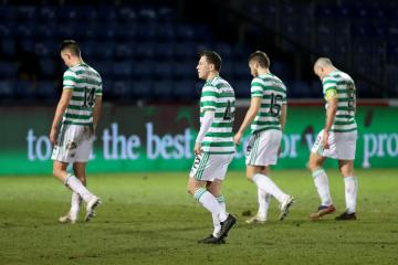 Stricken Celtic could have been just seven points off Rangers - had it not been for their fatal flaw