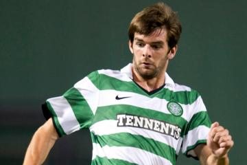 Ex-Celtic ace Cillian Sheridan aims hilarious dig at club's Happy Birthday posts