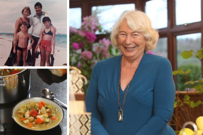 Cooking with Mrs Conetta: 'We need to inspire our children to be passionate about food'
