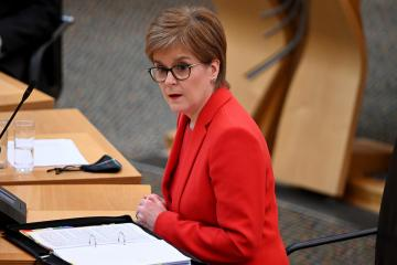 Nicola Sturgeon says Scotland's lockdown exit could be 'accelerated'