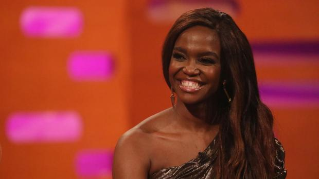 Glasgow Times: Oti Mabuse will be taking up a seat alongside Jonathan Ross, Mo Gilligan and Davina McCall on The Masked Dancer. (PA)