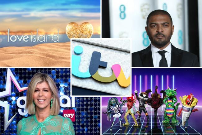 Love Island, Euros and more - ITV announce bumper summer TV schedule. (PA)