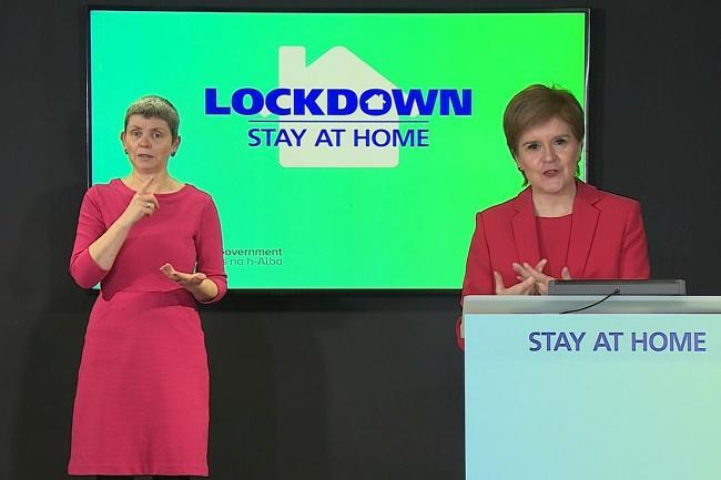 Nicola Sturgeon set to outline big early lockdown rule change — here's what we know