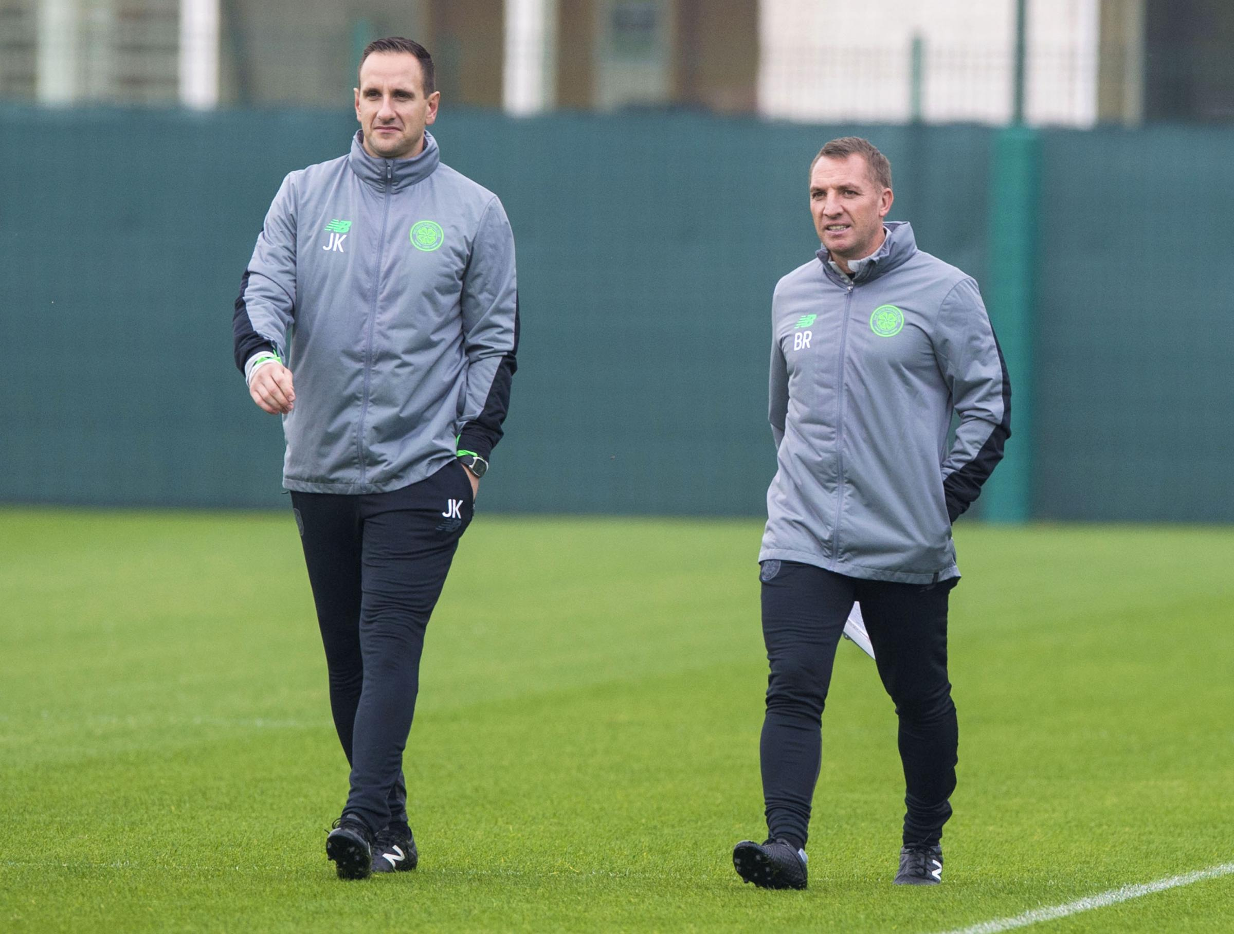 John Kennedy issues 'too cheap' warning to Brendan Rodgers over  Leicester City interest in Celtic striker
