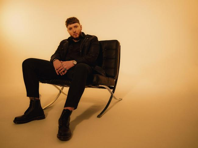 James Arthur talks about his mental health and new music Medicine