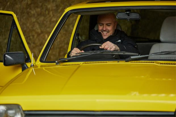 Glasgow Times: Top Gear presenter Paddy McGuinness reminisced of his childhood memories. (BBC/Top Gear)