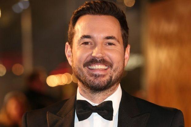 'Let's be having ye': Martin Compston teases role in new Scottish drama The Rig