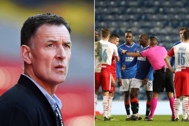 Celtic hero Chris Sutton backs Rangers' Kamara and urges UEFA to throw book at Kudela over alleged racism