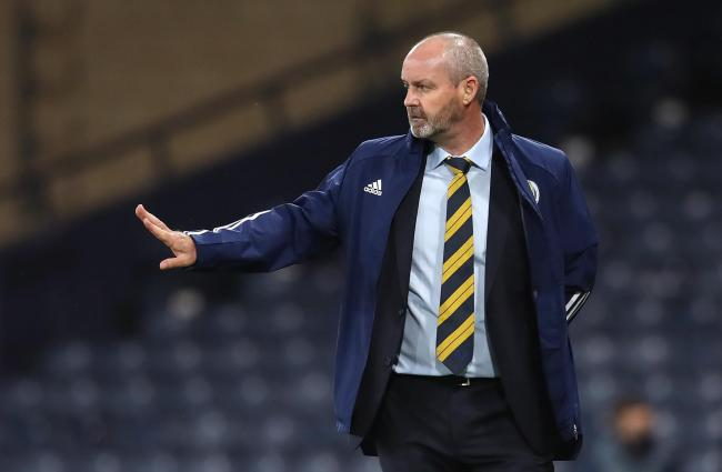 Steve Clarke calls on his Scotland side to make sure they have a 'continued period of success'