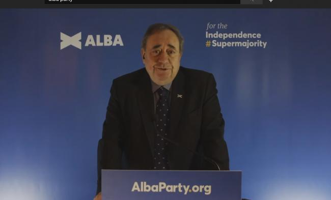 Alba Party: Alex Salmond sets up new party to stand in election