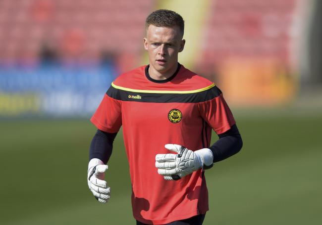 Partick Thistle goalie Kieran Wright on his game-changing save against Airdrie