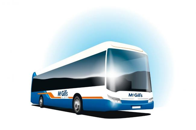 McGill's have ordered a further 33 electric buses to boost its fleet