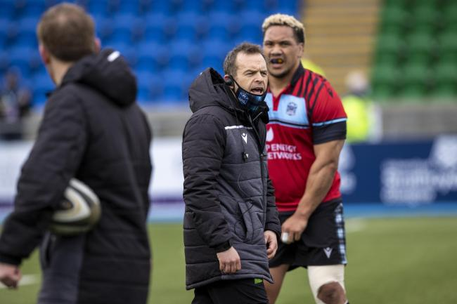 Danny Wilson delighted to welcome Scots back into the Glasgow Warriors fold