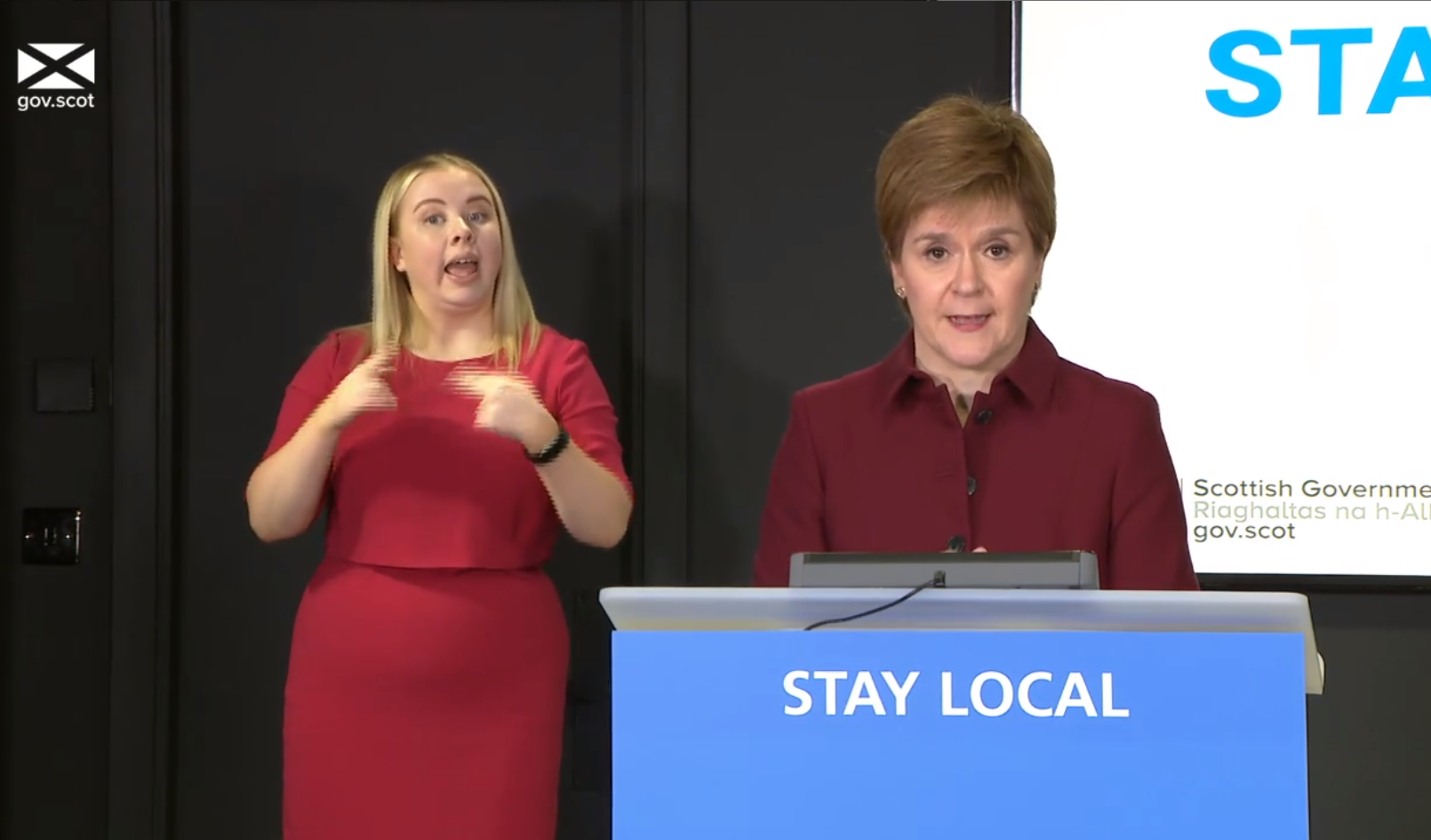 Covid: Nicola Sturgeon urged to pause lockdown easing in Scotland