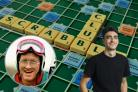 Chris McQueer: I'm the Eddie the Eagle of the Scrabble world