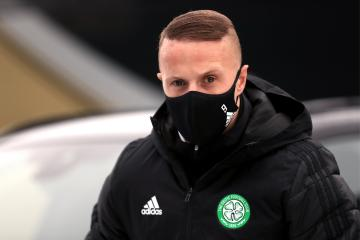 Leigh Griffiths latest as Celtic striker attracts attention of two Scottish Premiership sides
