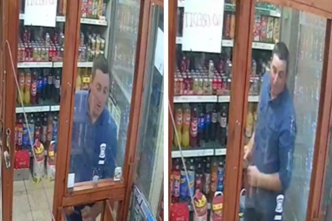Man in images may able to assist with investigation into 'serious incident'