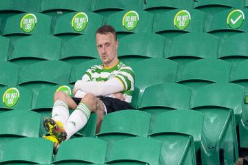 John Kennedy on why Leigh Griffiths has struggled this season - and the Celtic striker's contract situation