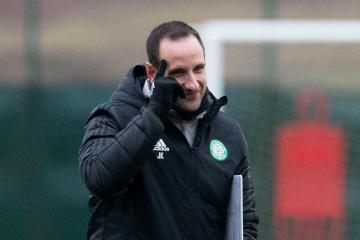 Celtic interim boss John Kennedy opens up on his future with Eddie Howe expected to take over at Parkhead