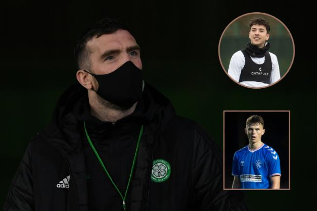 Celtic's Shane Duffy, Mikey Johnston and Rangers' McPake agency follow Gers with social media boycott
