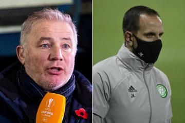 Ally McCoist aims swipe at Celtic's John Kennedy and urges 'mind your business' over Rangers Five ban delay
