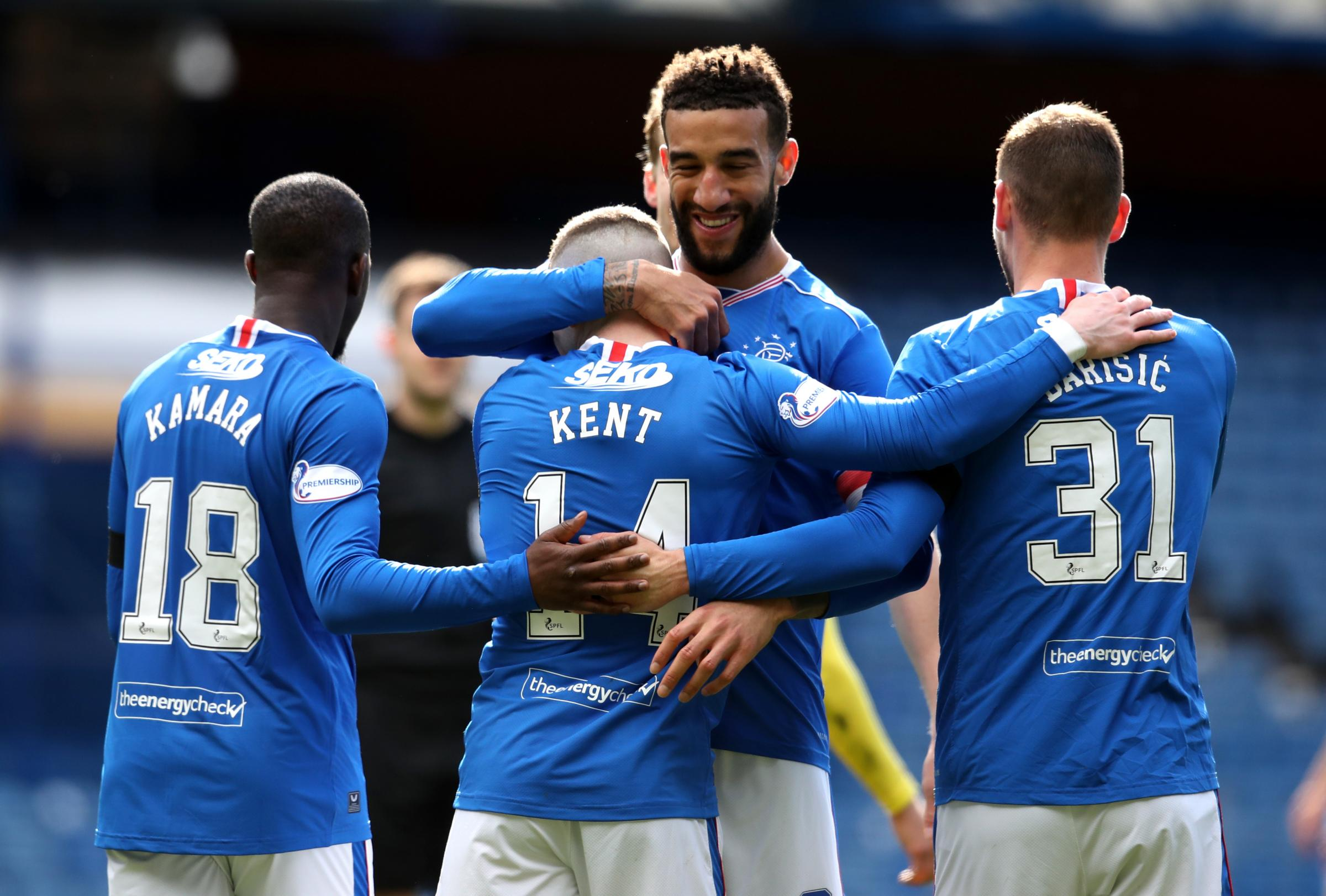 Rangers players rated as Aribo and Kent goals see off Hibs at Ibrox