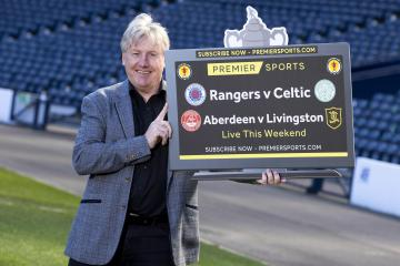 John Kennedy can still claim Celtic job by doing the double over Rangers, says Frank McAvennie