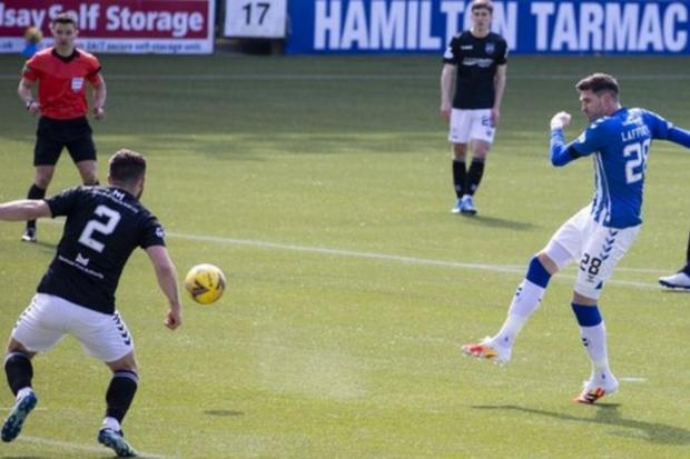 Glasgow Times: Kyle Lafferty opened the scoring in Saturday's Scottish Cup win