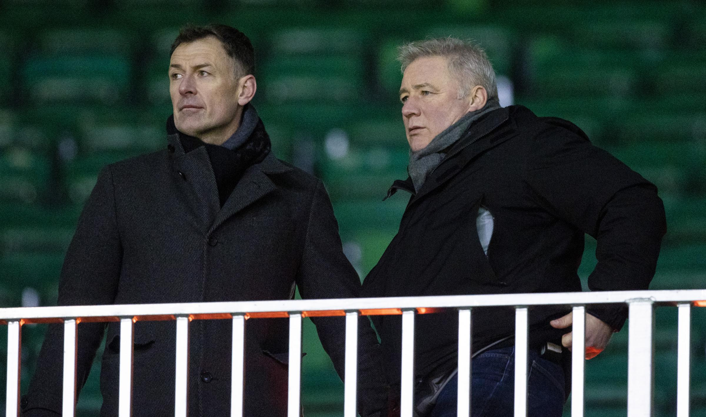 Rangers vs Celtic: Ally McCoist and Chris Sutton debate Nathan Patterson breach and slaughter SFA ban decision delay