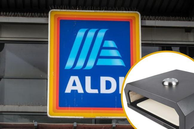 Aldi announce return of £40 pizza oven - when you can buy it. (PA)