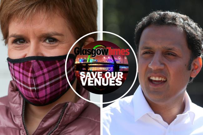 Spat breaks out between Nicola Sturgeon and Anas Sarwar amid fears of library closures