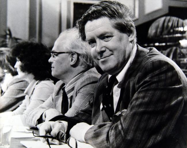 Glasgow Crime Stories: The death of veteran lawyer Willie McRae