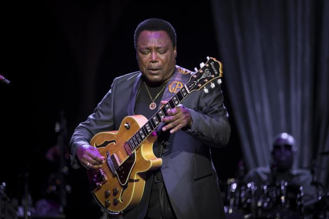 George Benson at the BIC on June 17, 2018. Picture: rockstarimages.co.uk
