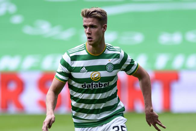Kristoffer Ajer Ibrox scouting mission revealed as Celtic ace looks set for summer departure
