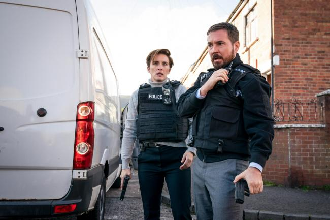 Line of Duty stars in pact to get matching tattoos